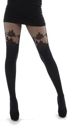 PLUS SIZE FLORAL MOCK SUSPENDER PANTYHOSE XL 1X 2X 3X 4X..... How the fuck is this plus size??? Really?