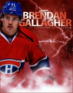 Brendan Gallagher Montreal Canadiens, Most Beautiful Man, Nhl, Hockey Stuff, Boom Boom, Baseball Cards, Sports, Photos, Fabrics