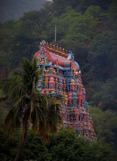 Meenakshi Amman Temple. Madurai, Tamil Nadu, India.