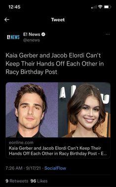 Birthday Posts, Kaia Gerber
