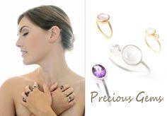 Precious Gems http://arsmykkedesign.dk/kollektioner/precious-gems/
