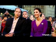 Duke and Duchess of Cambridge attend Canada Day concert