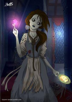 Twisted Belle by Kasami-Sensei.deviantart.com on @DeviantArt