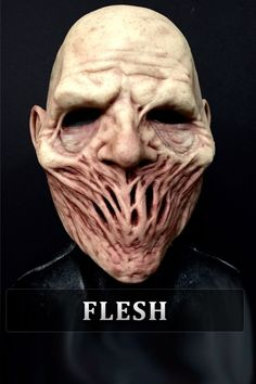 mute half mask silicone mask by Immortal Masks Prosthetic Makeup, Sfx Makeup, Scary Halloween Costumes, Halloween Masks, Halloween Ideas, Immortal Masks, Haunted Woods, Horror Masks, Silicone Masks