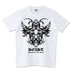 トライバルビースト | デザインTシャツ通販 T-SHIRTS TRINITY(Tシャツトリニティ)