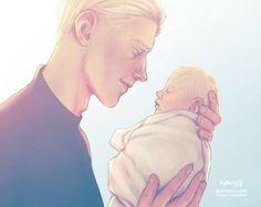 Draco and Scorpius