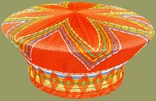Zulu Hats available in a wide range of colors and styles. Hand made in South Africa African Hats, African Fashion, Zulu Women, African Culture, I Cool, Traditional Decor, Hats For Women, South Africa, Marriage