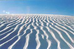 アメリカ合衆国。 耳が痛くなるような静寂の世界に、ただ一つ聞こえるのは風の音。 その風が造り出す、美しく滑らかな風紋。