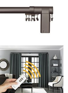 curtain rods and finials 103459: restoration hardware rh estate