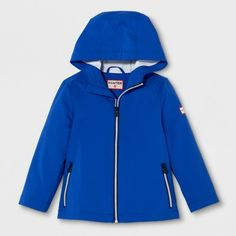 0b1daee82d5 Hunter for Target Toddlers  Packable Rain Coat - Blue Toddler Unisex   hunterfortarget  targetxhunter