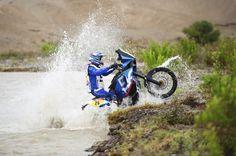 KTM sur le Dakar
