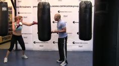 Boxing Heavybag Workout