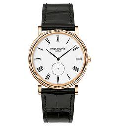 PATEK PHILIPPE SA - Calatrava Ref. 5116R-001 Oro rosa /// Founded in 1842, GOBBI is an official retail store for refined jewelleries and luxury watches such as Patek Philippe in Milan. Check the website : http://www.gobbi1842.it/?lang=en
