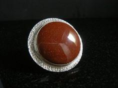 Ger Breslin - jewellery designer/maker Gemstone Rings, Handmade Jewelry, Jewelry Design, Bling, My Style, Yum Yum, Phoenix, Bright, Jewellery