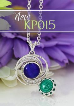 Kameleon Jewelry - Interchangeable Jewelry - Available at Northwood Jewelers, Northwood, OH - check us out on Facebook!