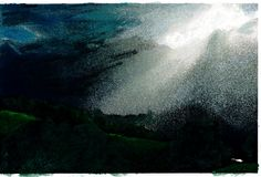 Opklaring.  Ad van den Boom Gemengde technieken Saas Fee, Mountain Paintings, Zermatt, Niagara Falls, Switzerland, Waves, Nature, Outdoor, Outdoors