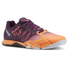 Reebok - Reebok CrossFit Speed TR Color Electric Peach / Celestial Orchid / Steel / Black (V68473) Size 10