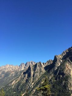 Scenic overlook on Hwy 20 through North Cascades National Park. Photo & trip by SummerRamblr @ http://rblr.co/EQsC.