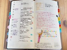 ノブ コアキさんのほぼ日手帳WEEKS(ウィークリー)