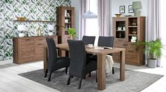 Dulap cu vitrina Small Cristal #homedecor #inspiration #interiordesign #livingroom #decor Dining Chairs, Living Room, Interior Design, Inspiration, Furniture, Home Decor, Cabinets, Crystals, Cabin
