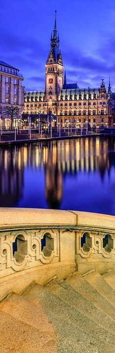 Hamburg, Germany #pictures #beauty #vacation