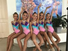 Synchronized Swimming, Rhythmic Gymnastics Leotards, Ballet, Dancer, Photos, Kids, Inspiration, Group, Sports