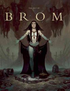Brom has collected together the very best of his art spanning his 30 year career. Many pieces have never before been published. Brom has written an insightful autobiography sharing his artistic journe