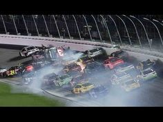 """VIDEO: """"IT WAS VERY VICIOUS, AND THE BELTS ARE LOOSENING WITH EACH HIT"""" – AUSTIN DILLON IN HORRIFYING NASCAR CRASH RESULTING IN FIVE FANS BEING INJURED!"""
