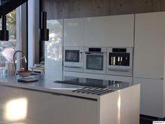 Kuva: betonitalo (http://www.styleroom.fi/album/45096) #styleroom #inspiroivakoti #keittio