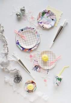 We've Lost Our Marbles! Kids Art Party, Kids Party Decorations, Craft Party, Party Ideas, Party Stores, Party Shop, Party Plates, Get The Party Started, Party Entertainment