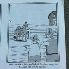 The Far Side is still great.
