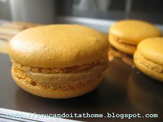 You can do it... at home!: Salted Caramel Macarons - Me against Ladurée and Zumbo in the red corner