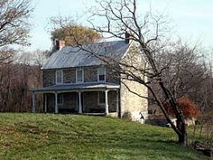 c. 1759 Nathan Hammond House in New Market, Maryland