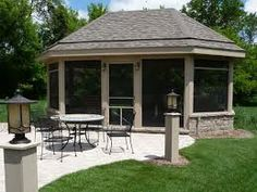 ideas for hot tub enclosures - Google Search