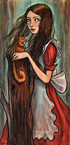 """Meeting Place"" par Kelly Vivanco"