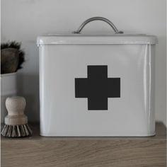 large first aid box (ekc)