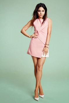 Style Files - Vanessa Hudgens