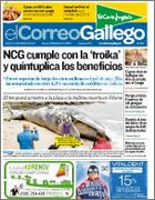 kiosko warez - El Correo Gallego - 05 Noviembre 2013 - PDF - IPAD - ESPAÑOL - HQ