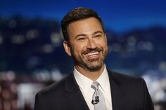Jimmy Kimmel Tearfully Reveals His Newborn Son Had Open Heart Surgery