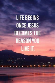 "John 14:6 - Jesus said to him, "" I am the way, the truth, and the life. No one comes to the Father except through Me."