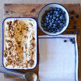 Fruitcake Ice-cream - Coles Recipes & Cooking More