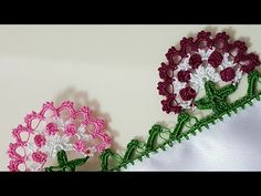 This Pin was discovered by Kad Crochet Flower Patterns, Baby Knitting Patterns, Crochet Flowers, Crochet Lace, Lace Embroidery, Knitted Shawls, Knitting Socks, Needlework, Diy And Crafts