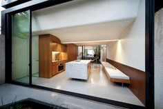 Skillfully converted Victorian house in Sydney by ChenchowLittle Architects