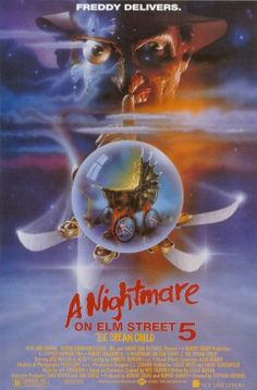 """Movie Review: """"A Nightmare on Elm Street 5: The Dream Child"""""""