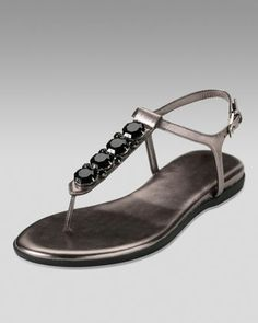 Air Tali Jeweled Thong by Cole Haan at Neiman Marcus.