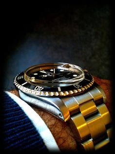 Rolex 1680 with a Tropic dome crystal...