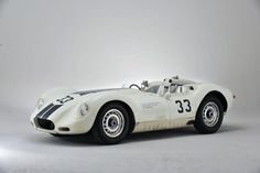 1958 Jaguar Lister