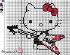 Hello Kitty y Sanrio | Aprender manualidades es facilisimo.com