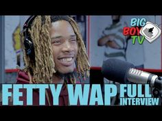 "Fetty Wap Chats About ""Trap Queen"", Taylor Swift, And More! 