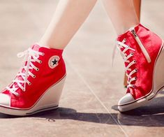 I actually really love these and the pink ones! (ill pin the pink ones too ) #converse